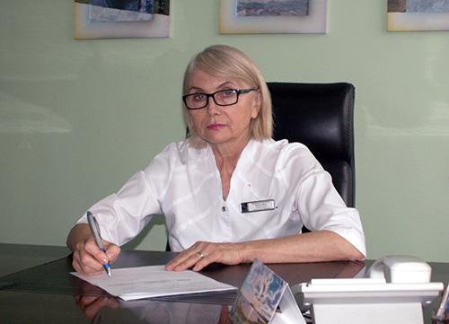 Надежда Калиниченко