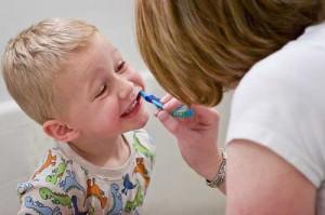 Детский стоматолог рекомендует