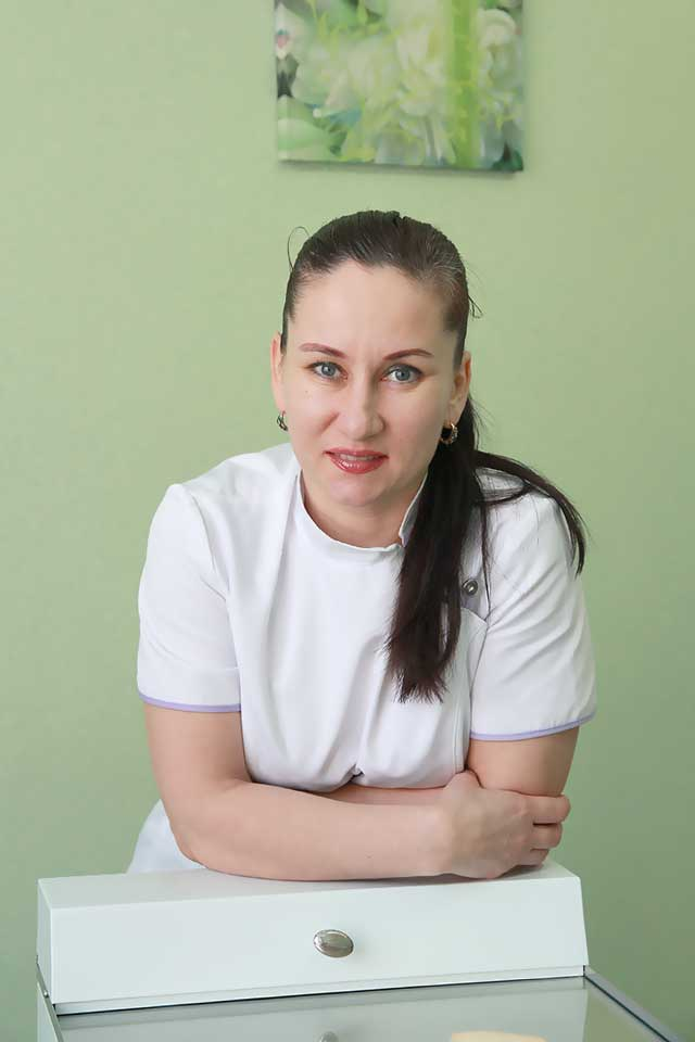врач Романова Ольга Николаевна