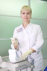 Слонская Наталья Владимировна